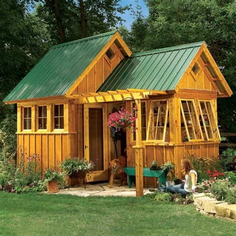 Family-Handy-Man-Garden-Shed-Plans