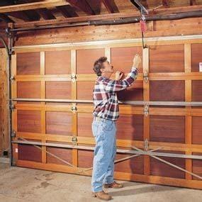 Family-Handyman-Diy-Garage-Door-Tune-Up