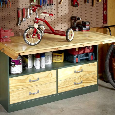 Family-Handyman-Workbench-Plans