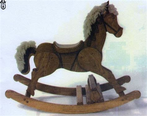 Family-Tradition-Rocking-Horse-Plans
