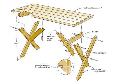 Family-Tree-Picnic-Table-Plan