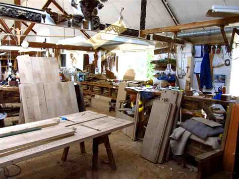 Famous Modern Woodworkers