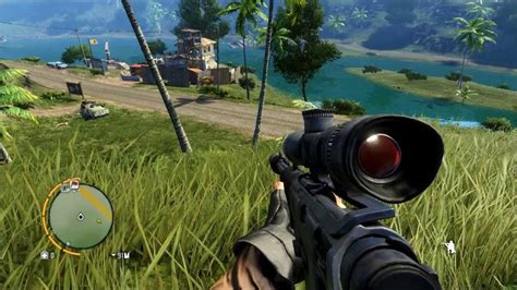 Far Cry 3 Best Sniper Rifle And Fortmeier M2002 50 Bmg Single Shot Sniper Rifle