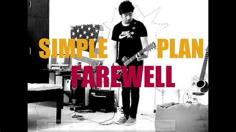 Farewell Simple Plan Guitar Chords