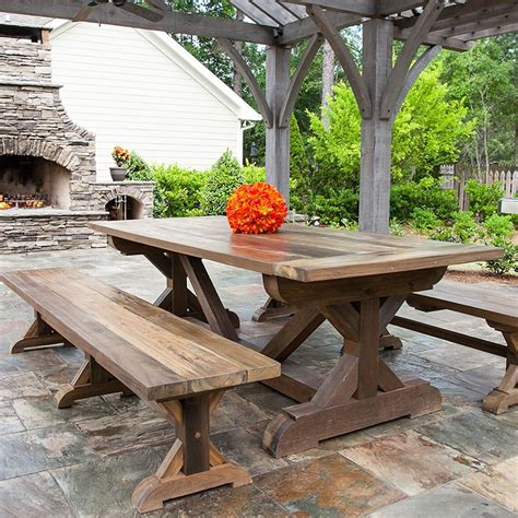 Farm Table Plans Outdoor