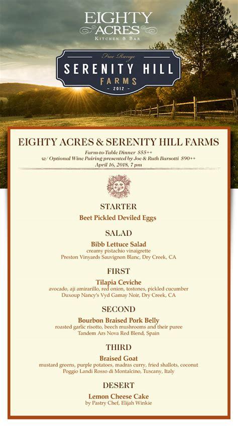 Farm-And-Table-Dinner-Menu