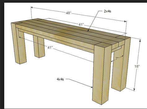 Farm-Table-Bench-Seat-Plans