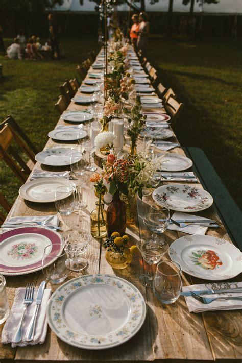 Farm-Table-Wedding-Mixed-China