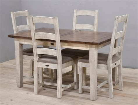 Farm-Table-With-4-Chairs