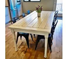 Best Farm table white legs.aspx