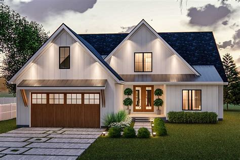 Farmhouse House Plans And Designs