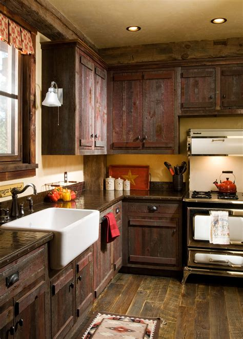 Farmhouse Kitchen Ideas With Oak Cabinets