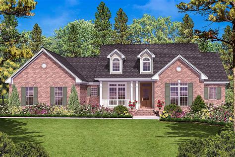 Farmhouse Plans One Story