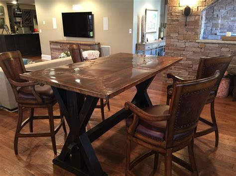Farmhouse Pub Table Plans