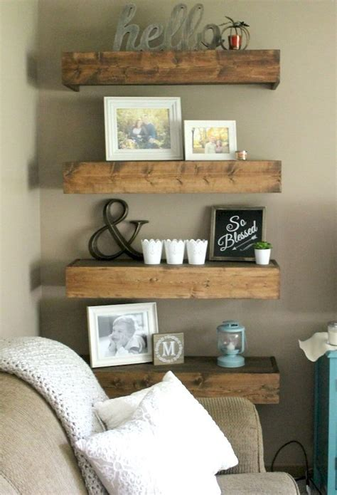 Farmhouse Shelves Decor