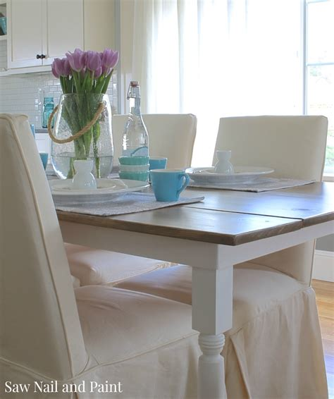 Farmhouse Table Diy Pinterest Nail