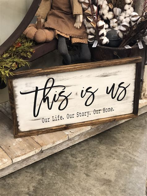 Farmhouse Wood Sign Diy Ideas