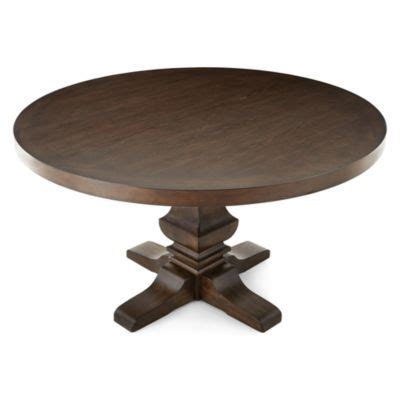 Farmhouse-54-Wood-Pedestal-Dining-Table