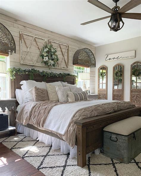 Farmhouse-Bed-Designs
