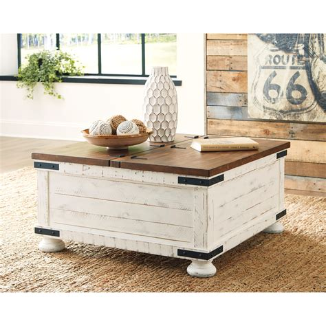 Farmhouse-Coffee-Table-Ashley-Furniture