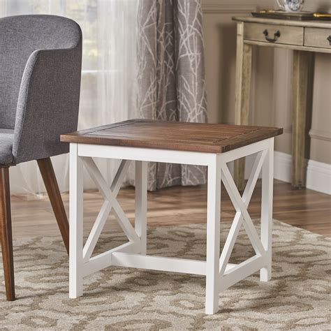Farmhouse-Cottage-End-Tables