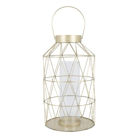 Farmhouse-Criss-Cross-Metal-Table-Lamp
