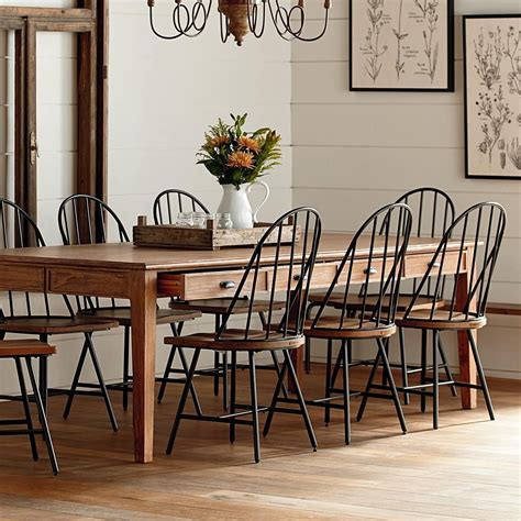 Farmhouse-Dining-Keeping-Table