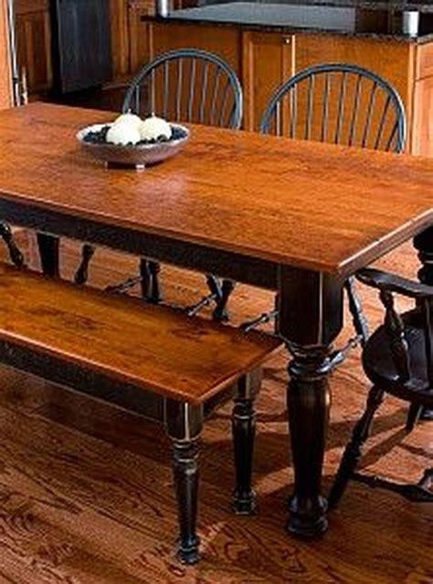 Farmhouse-Dining-Table-Black