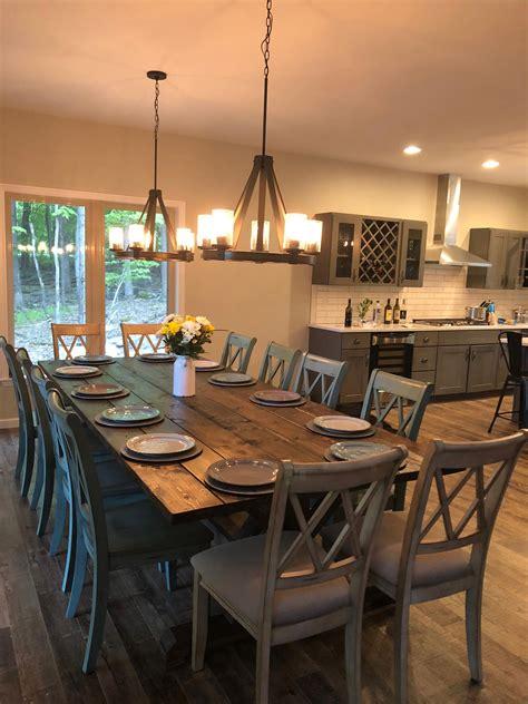 Farmhouse-Dining-Table-Design