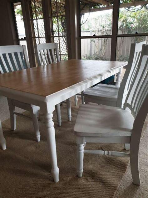Farmhouse-Dining-Table-Gumtree-Brisbane