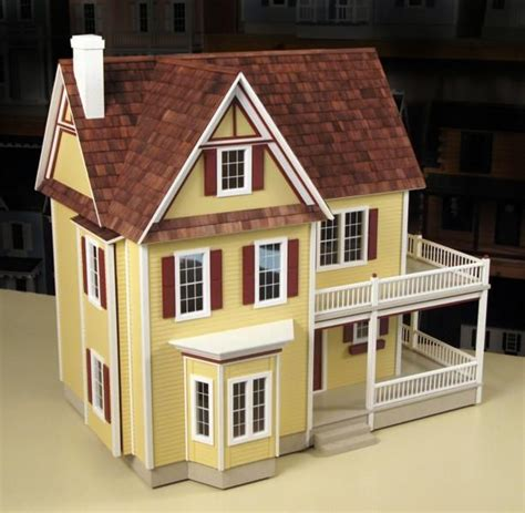 Farmhouse-Dollhouse-Kit