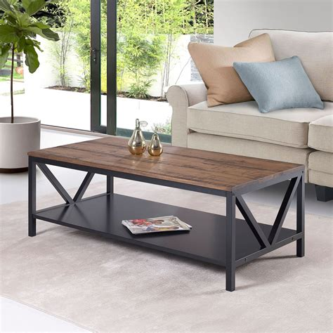 Farmhouse-End-Table-And-Coffee-Table