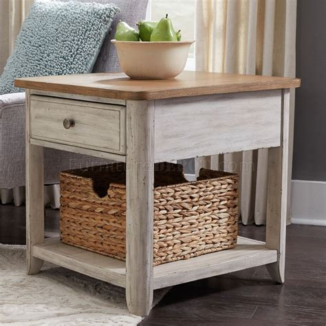 Farmhouse-End-Tables-And-Coffee-Table