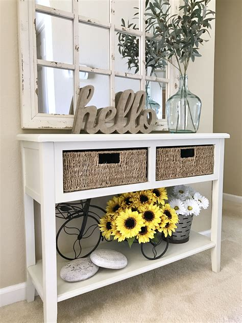 Farmhouse-Entryway-Table-Hobby-Lobby