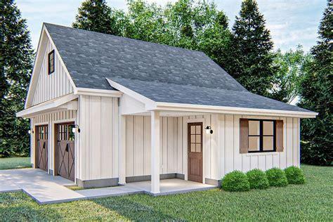 Farmhouse-Floor-Plans-With-Detached-Garage
