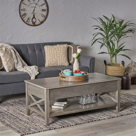 Farmhouse-Gray-Lift-Top-Coffee-Tables