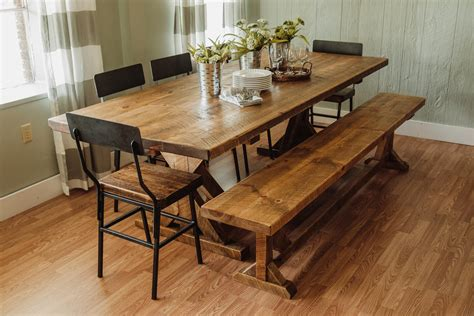 Farmhouse-Harvest-Dining-Table