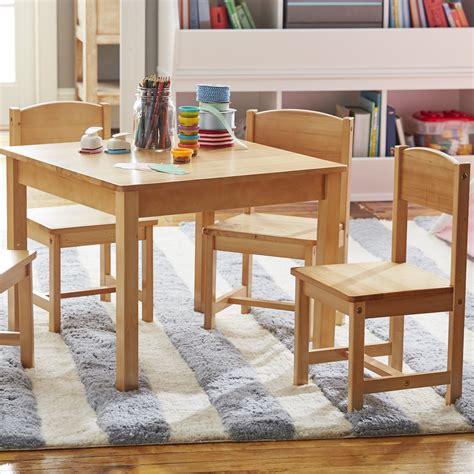 Farmhouse-Kids-Table-And-Chair