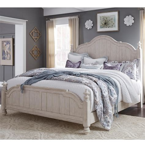 Farmhouse-King-Poster-Bed