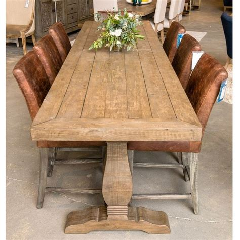 Farmhouse-Kitchen-Tables-Reclaimed-Wood