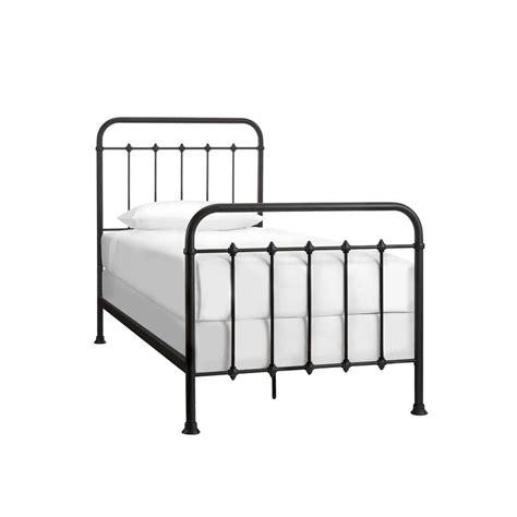 Farmhouse-Metal-Twin-Bed