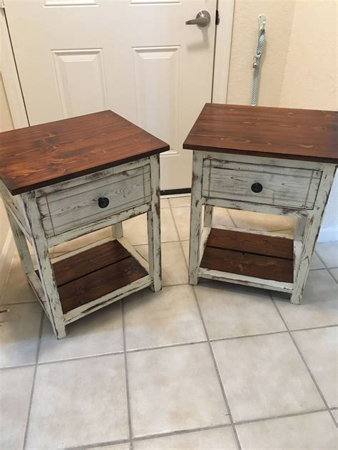 Farmhouse-Night-Stand-Table-With-Drawer