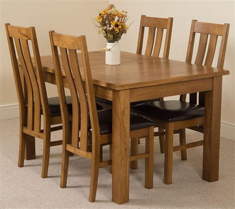 Farmhouse-Oak-Dining-Table-And-Chairs