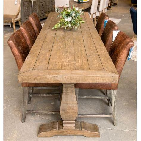 Farmhouse-Reclaimed-Wood-Dining-Room-Table