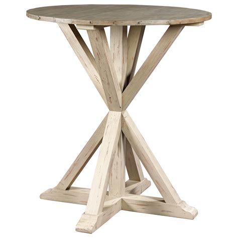 Farmhouse-Round-Pub-Table