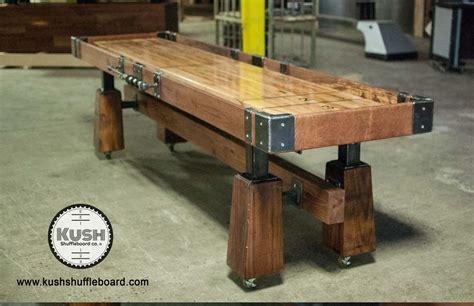 Farmhouse-Shuffleboard-Table