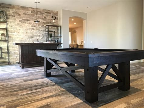 Farmhouse-Style-Pool-Table