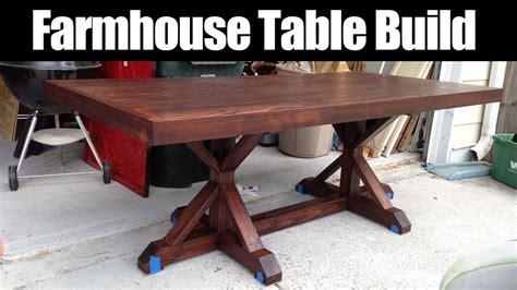 Farmhouse-Table-Build-Youtube