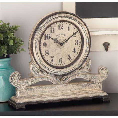 Farmhouse-Table-Clock