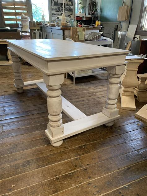 Farmhouse-Table-Legs-Counter-Height